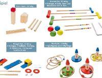 Holz Outdoor-Spiel von Playtive