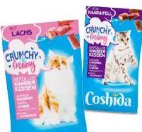 Katzen-Knabbersnack von Coshida