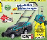 Akku-Rasenmäher PowerMax Li-40-37 von Gardena