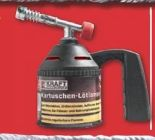 Kartuschen-Lötlampe von Kraft Werkzeuge