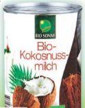 Bio-Kokosnussmilch von Bio Sonne