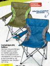 Campingstuhl von Adventuridge