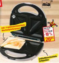 Multi-Toaster 17250 von Mia