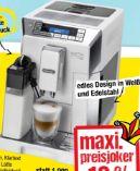Espresso ECAM 45.760 Eletta von DeLonghi