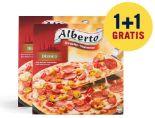 Steinofen Pizza von Alberto
