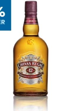 Scotch Whisky von Chivas Regal