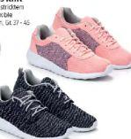 Damen-Sportsneakers Knit von Crane