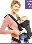 3-Way Baby Carrier von Hauck