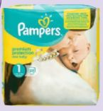 New Baby von Pampers
