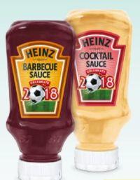 Feinkost Sauce von Heinz