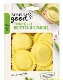 Tortelli Ricotta-Spargel von Simply Good