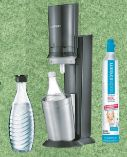 Wassersprudler Crystal 2.0 von Sodastream