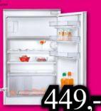 Einbaukühlschrank CK64260 von Constructa