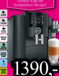 Kaffeevollautomat S80 Piano von Jura