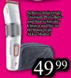 Haar-Bartschneider E971E PRO40 von BaByliss