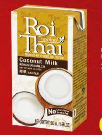 Kokosmilch von Roi Thai