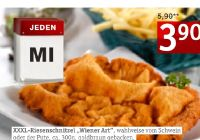 Riesenschnitzel Wiener Art von XXXLutz