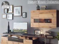 Wohnwand von Dieter Knoll