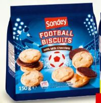 Fussballkekse von Sondey