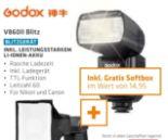 Blitzgerät V860II Blitz von Godox