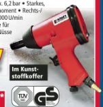 Druckluft-Schlagschrauber von Kraft Werkzeuge