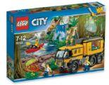 Mobiles Dschungel-Labor 60160 von Lego City