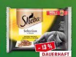 Katzennahrung von Sheba