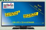 LED TV S 4073T2CS von Silva Schneider