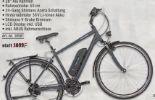 E-Bike TKB von Fischer