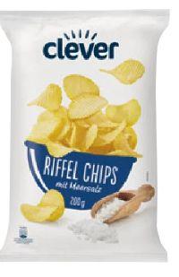 Chips Salz von Clever