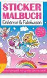Sticker Malbuch