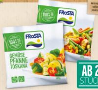 Gemüse Pfannen von Frosta