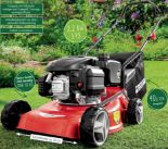 Benzin-Rasenmäher GLM 40-PG von Powertec Garden