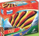 Football Cup Eis Mix Box von Cristallo