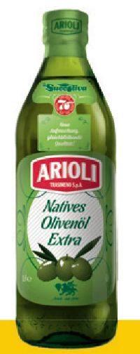 Natives Olivenöl Extra von Arioli