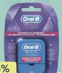 3D White Luxe Zahnseide von Oral-B