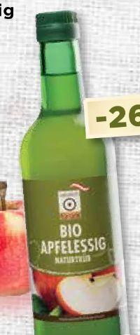 Bio Apfelessig von Natürlich für uns