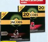 Cafe-Kapseln von Jacobs