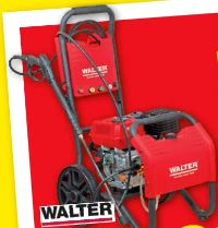 Benzin-Hochdruckreiniger von Walter