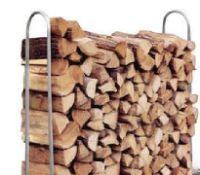 Brennholz-Stapelhalter