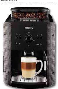 Espresso-Kaffee-Vollautomat EA810B von Krups