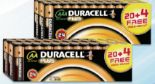 Mignon Batterien von Duracell