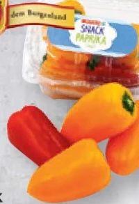 Snack Paprika von Spar