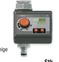 Bewässerungscomputer FlexControl von Gardena