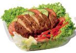 Salat mit Fleischlaibchen von Billa Freshy