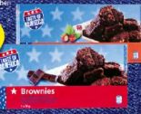 Brownies von Taste of America