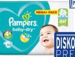 Windeln Giga Pack Baby Dry von Pampers