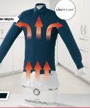 Hemden-Blusen Bügelautomat 0384 von Clean Maxx
