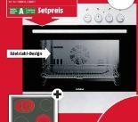 Einbauherd-Set HE13055 + EA645GN17 von Siemens