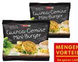 BBQ Quinoa-Gemüse Mini Burger von Spar